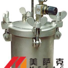 4升喷胶压力桶 4升气动喷胶压力桶 不锈钢喷胶压力罐