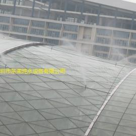 工厂降温专用喷雾降温设备