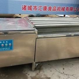 土豆清洗机,芋头去皮清洗机,新疆大枣清洗机