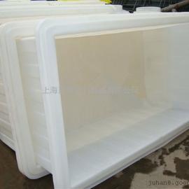 上海塑料水产养殖方箱桶