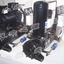 冷水机组正常操作流程