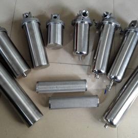 福莱特超声波清洗机过滤器 20寸单芯1寸口过滤器