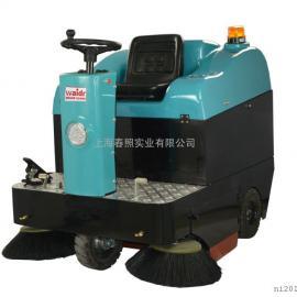 室内外清扫驾驶式扫地车扫地机 威德尔驾驶式扫地机1400