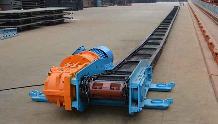 40t刮板机 sgb620/40t刮板机 厂家 嵩阳煤机