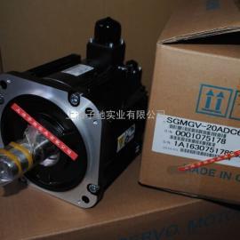 SGMGV-20ADC61 SGDV-180A01A电机