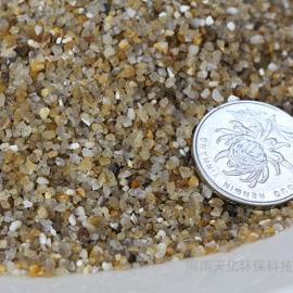 唐山石英砂滤料作用,矿山用石英砂滤料