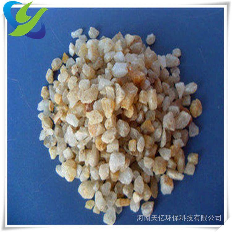 盐城精制石英砂,扬州0.6-1.2mm石英砂滤料