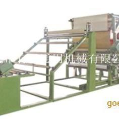 滚筒式上胶贴合机 装饰材料贴合机 有乐上胶贴合机工厂