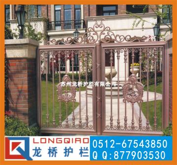 苏州庭院围栏 苏州庭院别墅围墙栏杆