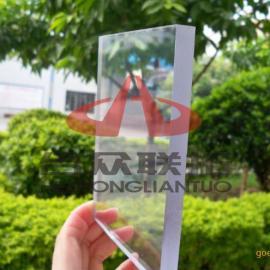 pc耐力板5毫米厚度透明耐力板厂家价格浙江合众联拓