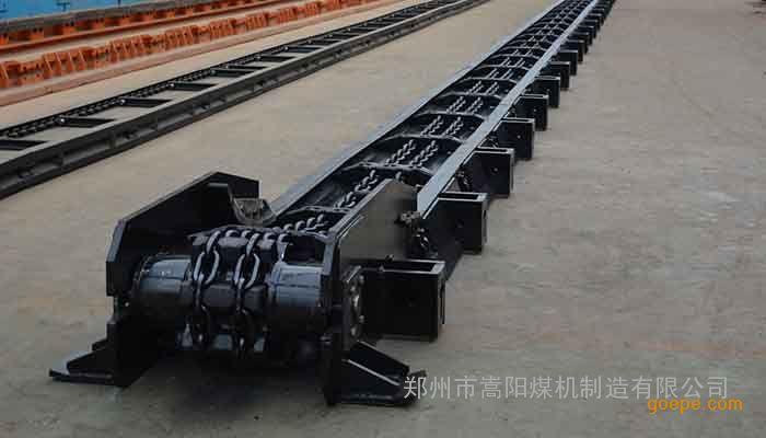 刮板机 > 综采刮板机 综采刮板输送机厂家 嵩阳煤机   型 号 设计长度