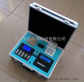 便携式COD测定仪手提箱式设计 野外COD检测仪器