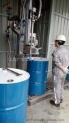 上海广志GZM-200L防爆型树脂自动称重灌装机