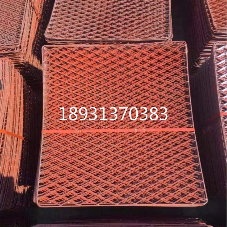 十堰工地脚手架钢笆定购厂家 喷漆菱形钢板钢笆踏板一张多钱