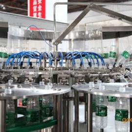 小瓶矿泉水设备|广州小瓶装矿泉水生产设备