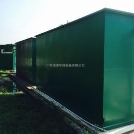 养猪废水处理设备一体化大中小型碳钢防腐全自动净化处理装置5-20