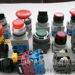 北京 和泉30保护罩蘑菇头形压铸锌按钮开关ABGD310NR型