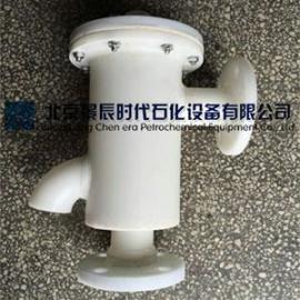 盐酸储罐带呼出接管PP呼吸阀