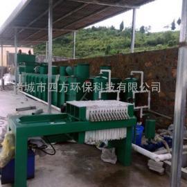 加工辅料厂污水处理设备