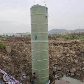 一体化地埋式污水预制提升泵站
