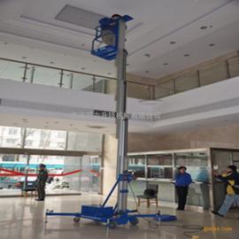 汽车牵引升降机 二轮8米移动升降平台 电动升降机厂家