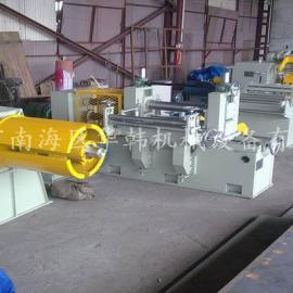 钢带分条机 金属分条机 不锈钢分条机--专业分条厂家