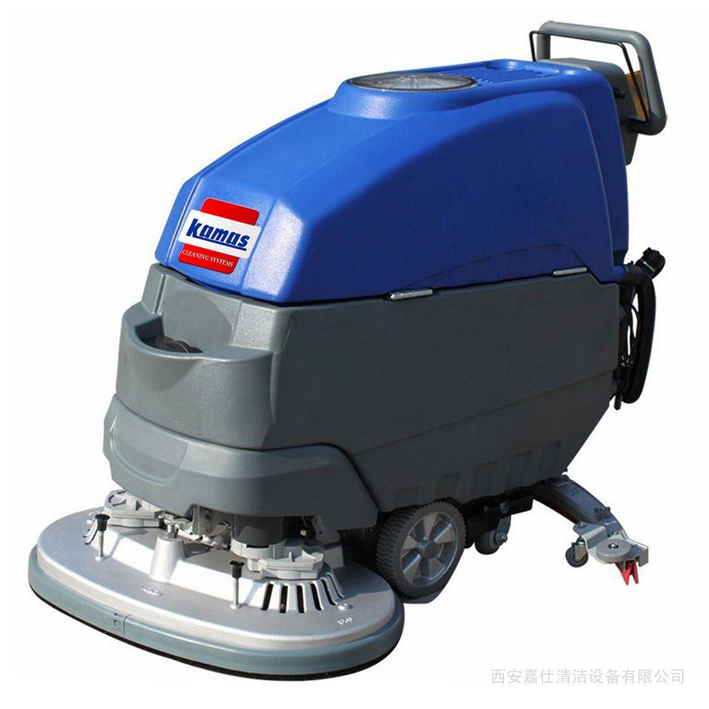 手推电瓶式自动洗地机