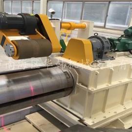 厂家供应650连体-金属分条机 卷料分条机 普碳钢分切机