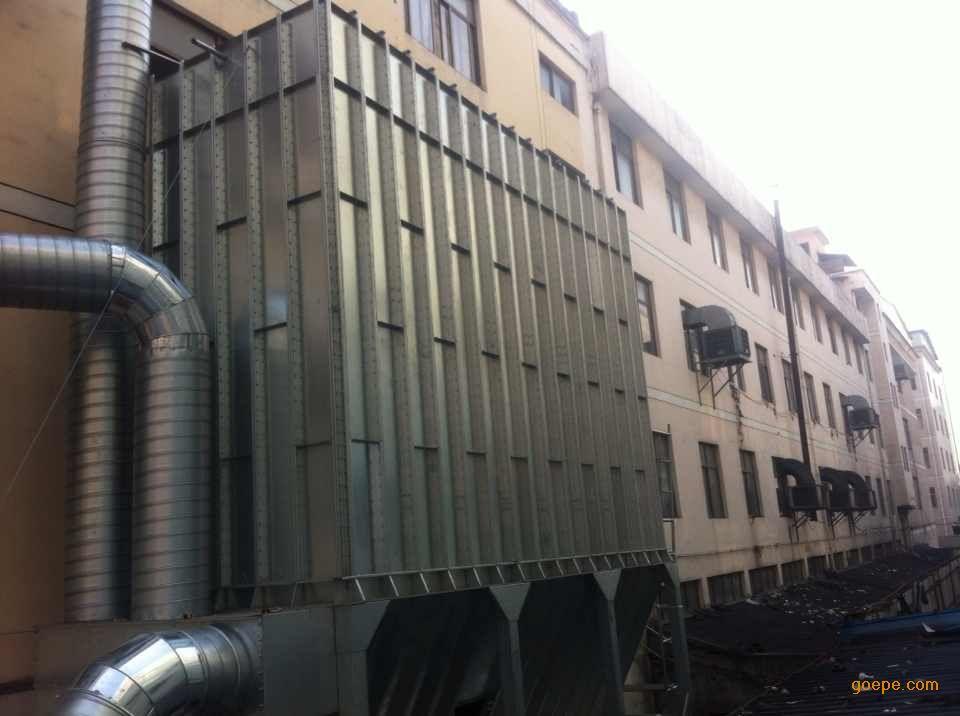 15T20T燃煤锅炉布袋除尘器可达到2018稍低排放标准