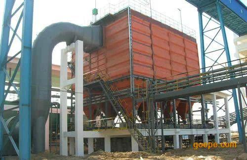 20吨导热油炉布袋除尘器