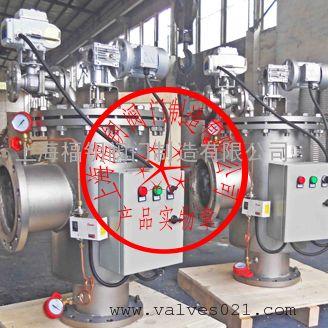 电动刷式自清洗过滤器,反冲洗自洁式功能