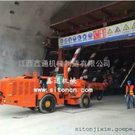 福建高速公路用DWE1-31N型全液压掘进凿岩台车