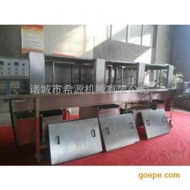 XY09[酵母厂专用] 淀粉盘子清洗机 希源面包托盘清洗机