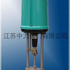 高压电动J911Y直行程针阀220VAC