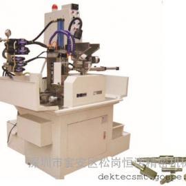 节气门轴/化油器轴自动铣槽机生产厂家