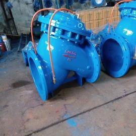 多功能止回阀JD745X-16C多功能水泵控制阀