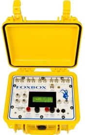 便携式陆生动物呼吸代谢测量系统