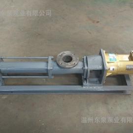 螺杆泵厂家,东泉螺杆泵,单螺杆泵批发