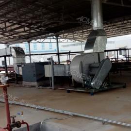 防水建材废气处理设备 人造板生产加工废气净化器 高效除废气