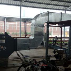 饲料制造厂废气处理设备 蛋白饲料废气处理 饲料加工废气净化