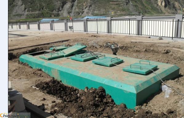 医院污水处理设备 天华医院地埋式一体化污水处理技术