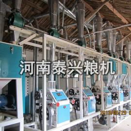 小麦面粉加工机械-小麦面粉机-小麦磨面机