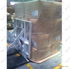 厂家推荐纸滑板出口滑托板装柜省空间承重性好低可循环使用价格