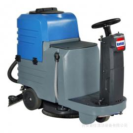 驾驶式洗地机,电瓶驾驶式全自动洗地机,驾驶式洗地车