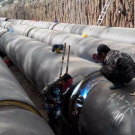 野外施工管道自动焊机,自动焊机360度焊接管道
