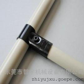 精益管金属接头|JY-1柔性接头|JY-1精益管T型接头厂