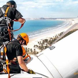 水平生命线上海安装公司|防坠落水平生命线上海哪里有?