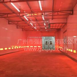 强鑫红外线烤漆房,家具烤漆房,工业烤漆房生产厂家
