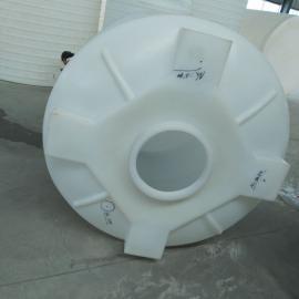 陕西大荔5方单体溶液桶5吨配料桶5000L合成罐平底立式