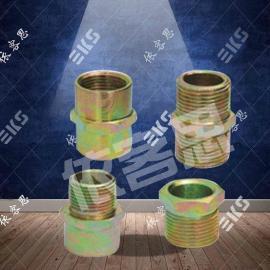 防爆管接头BGJ 防爆软管接头 镀锌接头 连接头厂家价格